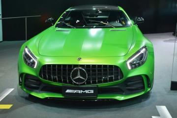 漂亮至极!盘点上海车展最亮骚的车