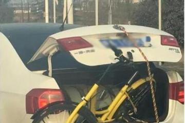 小黄车被毁无数 共享单车动了谁的蛋糕?