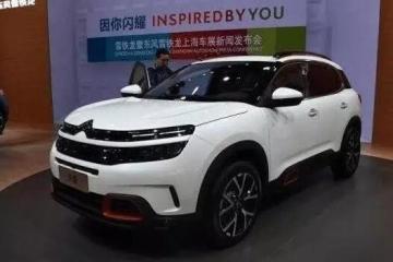 东风雪铁龙单月销量不过万 这台SUV能救它吗