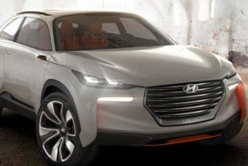 现代推全新纯电动SUV 续航里程高达349公里