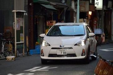 2017年日本最受欢迎的10款二手车