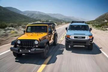 盘点十大汽车品牌首款SUV,大众竟比丰田晚50年