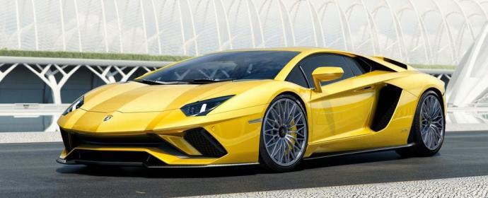 兰博基尼推新车 要多漂亮有多漂亮