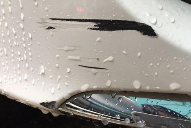 车保险杠蹭掉漆怎么办 酷知经验网