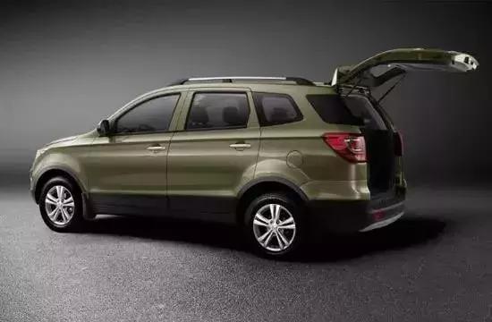 油耗最高的4款小型SUV,动力不行油耗还高怎么破