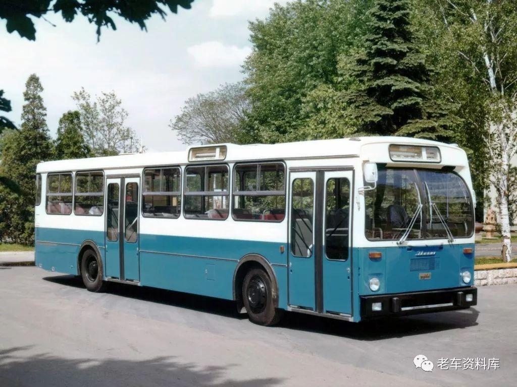 1973年伊卡鲁斯190一款专门为西德公交系统制造的公交车
