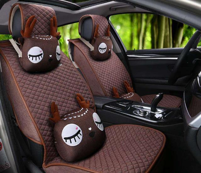 挑选汽车坐垫要注意这几个知识点,为舒适出行保驾护航