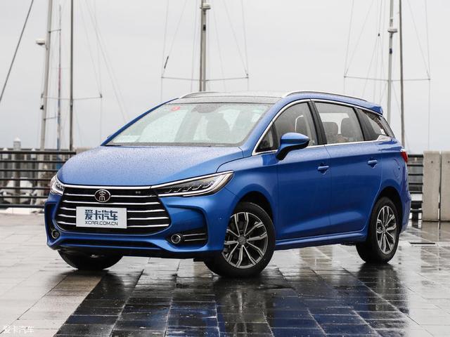 比亚迪宋MAX新车型迎上市配置升级价格仅增3000元