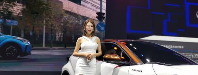 丰田车模遇到日产车模的那一刻,围观群众都不淡定了