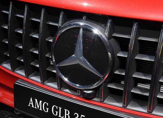奔驰AMGGLB35将国产,配七座+五种驾驶模式,0-100km/h加速5.2s
