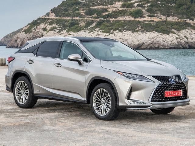 """""""丰田""""新SUV!外观比宝马X5抢眼,搭V6引擎,还盯着奔驰GLE看?"""