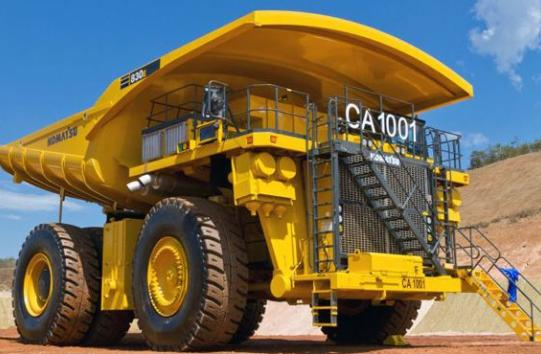 20个车轮、能原地掉头,新型巨无霸卡车诞生,装更多也更灵活