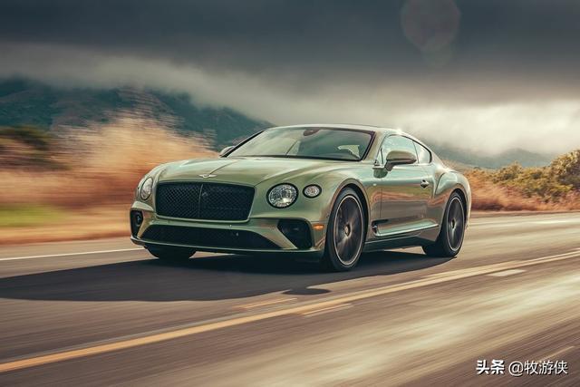 BentleyContinentalGT和ContinentalGTV8的新功能