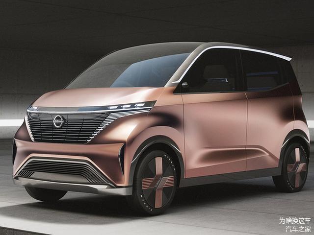 全新纯电概念车IMK即将发布
