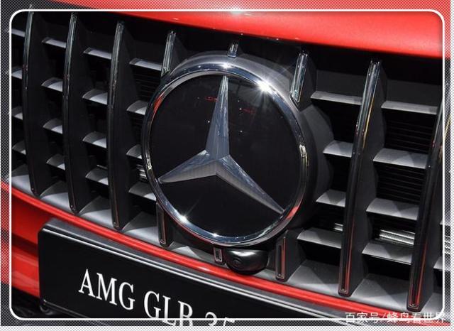 又一台奔驰AMG将国产,大7座SUV比GLC霸气,破百只需5.2s