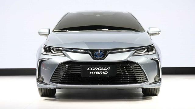 第12代丰田卡罗拉告诉你丰田TNGA的核心优势是什么