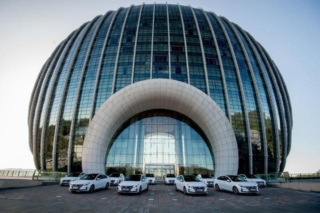 紧凑型价格中级车享受长安锐程CC8.49万元起售