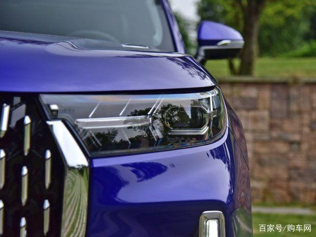 奔腾T99预售15.99-19.99万,11月1日将上市,这台中型SUV会火吗?
