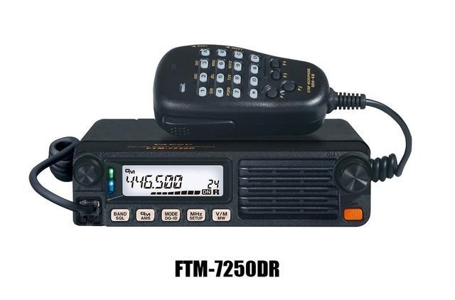 为什么八重洲FTM-7250DR和FTM-3207DR销量低而且不保值?