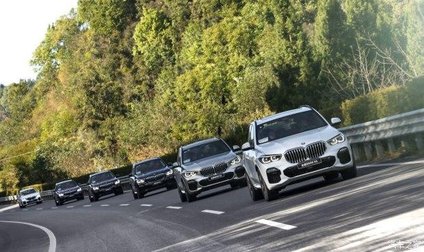 BMWX5定义驾驶乐趣全能选手操控升级
