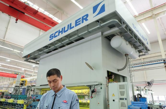 舒勒助力伊洛美克成功实现汽车关键零部件的国产化