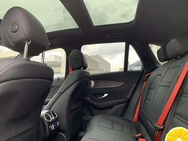 奔驰新款glc43内饰曝光搭3.0t颜色,让你忘了路虎敞篷版奥迪q5l的引擎信息图片