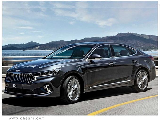 起亚新款K7售价公布 搭2.5L引擎/ 内饰全面升级