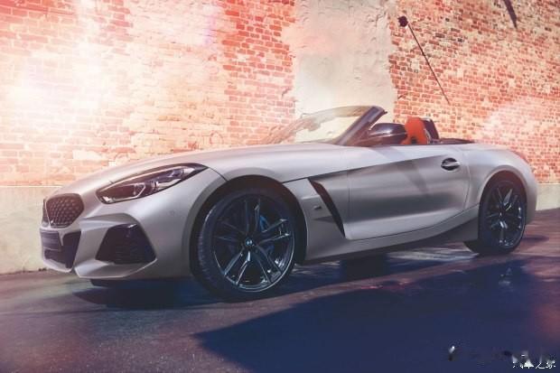创新责任全新BMWZ4敞篷跑车荣耀上市