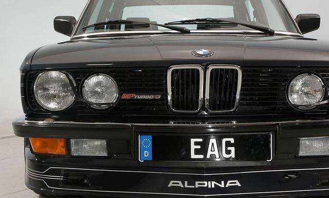 超级涡轮五号 宝马E28 Alpina B7 Turbo/3