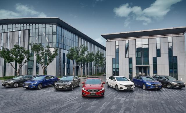 吉利汽车11月销量143,234辆,环比增长约10%,创吉利历史同期新高