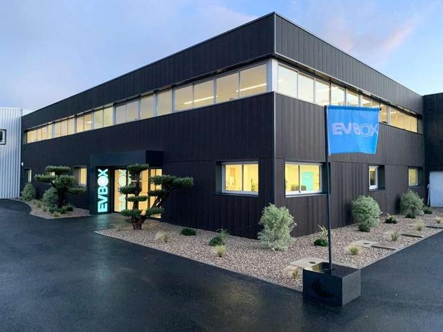 EVBox提高波尔多电动汽车充电工厂的产能,提前应对全球需求