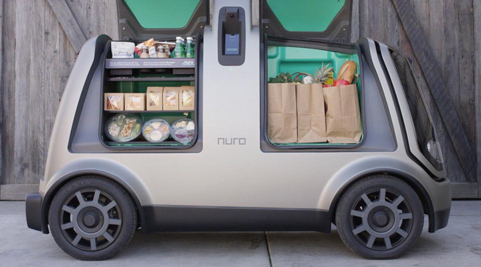 沃尔玛在美国都用无人车送货了 中国啥时候能实现