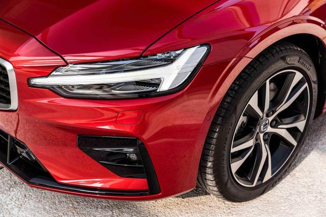 车型优选沃尔沃全新S60亮相车展,吸引力十足