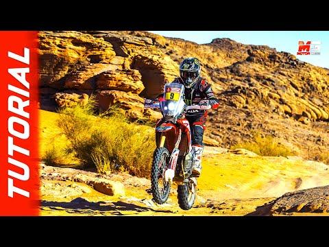 【视频】MONSTER ENERGY本田越野摩托车队,开启2020达喀尔征程