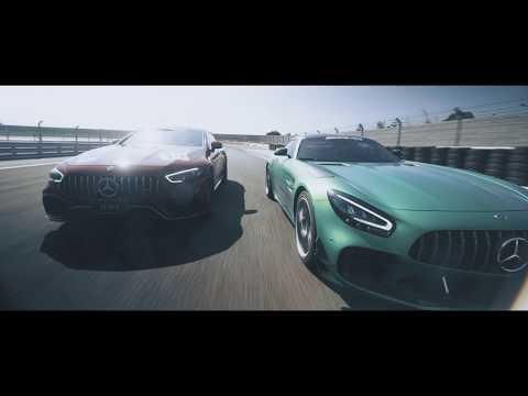 【视频】【Mercedes-Benz 品牌活动】2019AMG驾驶学院