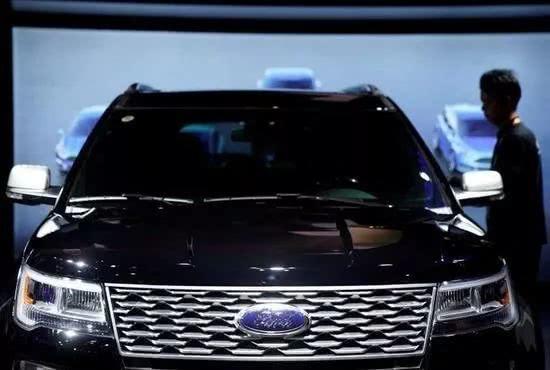 福特汽车:2019年在华销量下降26%,今年多款新车国产