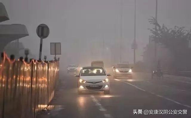 冬季道路交通安全提示