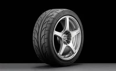 终于知道轮胎花纹的深度为何这么重要了