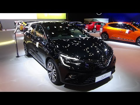 2020款全新雷诺Clio,动感的两厢小车,是你喜欢的款吗?