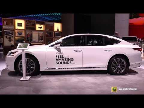 比奔驰S豪华的雷克萨斯啥样?LS500发布,性能也很强