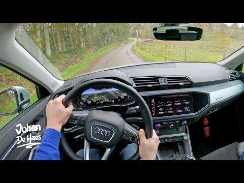 「第一视角」试驾全新奥迪Q3 45TFSI S-Tronic 230匹