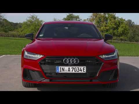 奥迪插电式混合动力车型:奥迪A7 Sportba