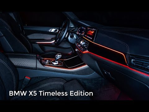 2020宝马X5永恒版-豪华X5,这内饰质感太棒了