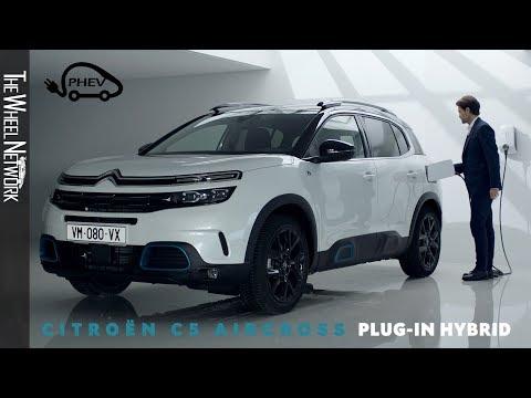 2020雪铁龙C5 天逸插电式混合动力汽车