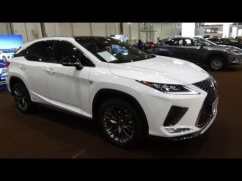 最省油的豪华SUV!2020雷克萨斯RX 450h