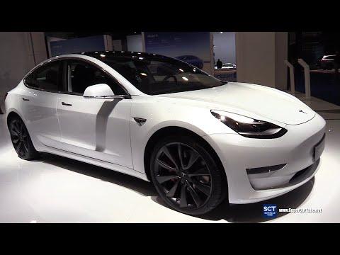 2020款特斯拉Model 3,造型内饰展示,你会入手吗