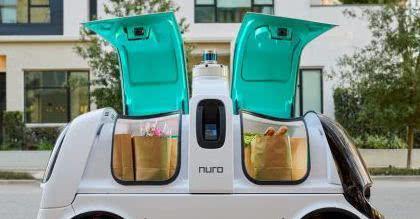 Nuro发布第二代交互汽车R2