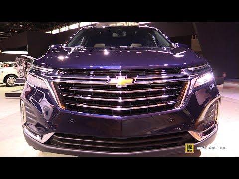 雪佛兰最畅销的SUV,2021款雪佛兰探界者改款亮相