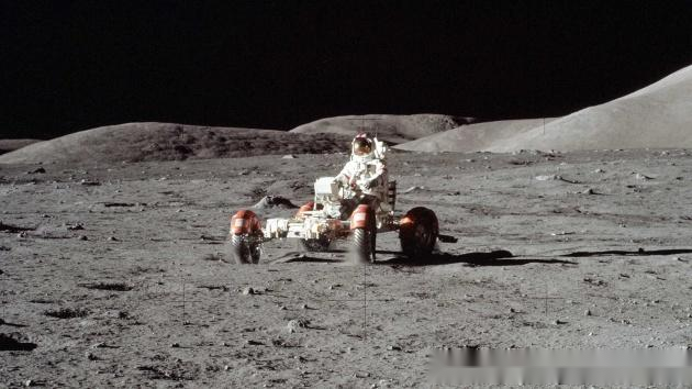 """「原创」2024再登月 NASA:""""谁来报名造辆月球车"""""""