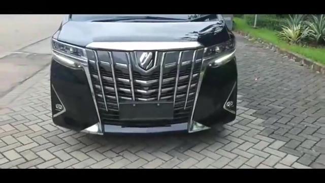 2020款丰田埃尔法实车展示,近距离看到内饰设计,给个不心动理由